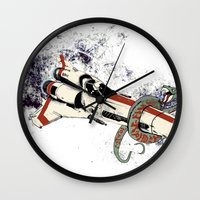 Viper Mark II Wall Clock