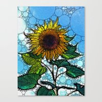 :: Sunshiny Day :: Canvas Print