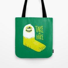 Advice Bigfoot Tote Bag