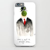 this is not a magritte iPhone 6 Slim Case