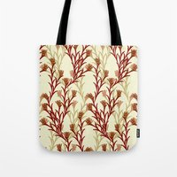 Autumn Pattern Tote Bag