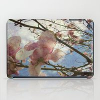 Hanging By A Moment Textured iPad Case