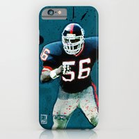NY Giants' Lawrence Taylor iPhone 6 Slim Case