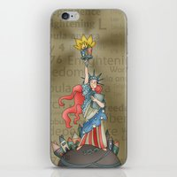 Liberty iPhone & iPod Skin