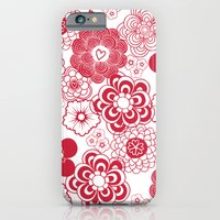 giving hearts giving hope: red garden iPhone 6 Slim Case