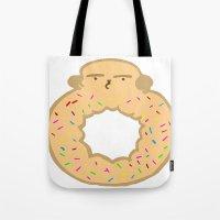 Bovi-doughnut Tote Bag