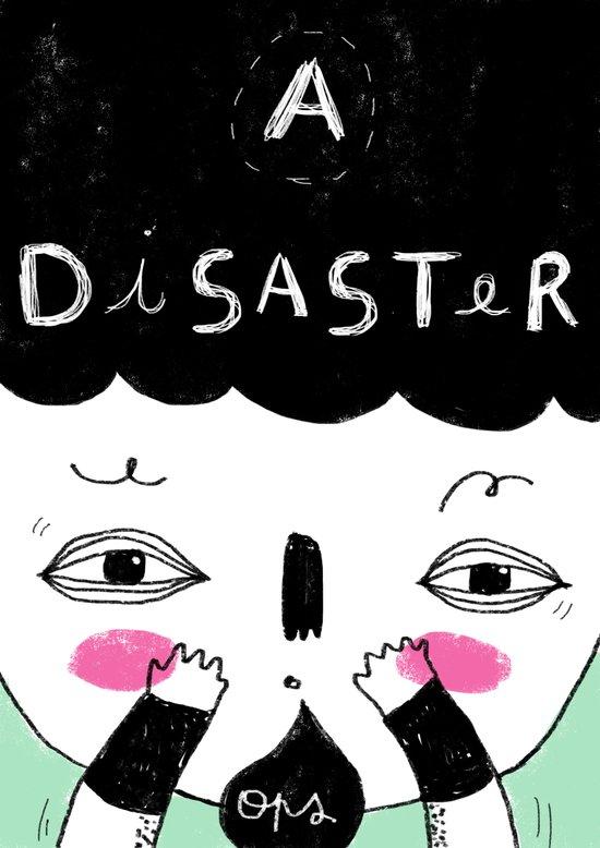 A disaster Art Print