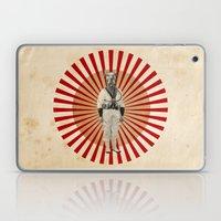God Save The Dog! Laptop & iPad Skin