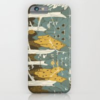iPhone & iPod Case featuring barrio by Nat Joan