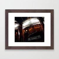 Single Jack Framed Art Print