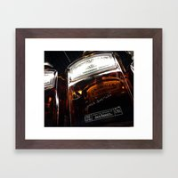 Single Jack Framed Art Print