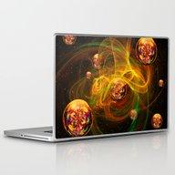 Chaos Creating Universe … Laptop & iPad Skin
