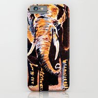 iPhone & iPod Case featuring Quilted African Life. by Sylvie Heasman