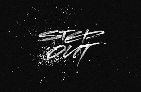 Step out Art Print