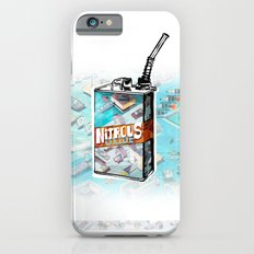 NITROUS OXIDE iPhone 6s Slim Case