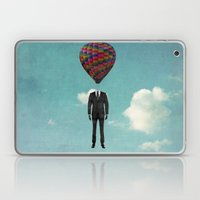 balloon man Laptop & iPad Skin