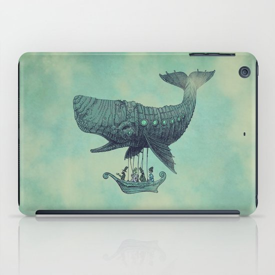 Tea at 2,000 Feet iPad Case