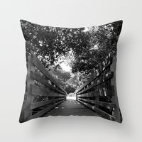 Abridged Throw Pillow
