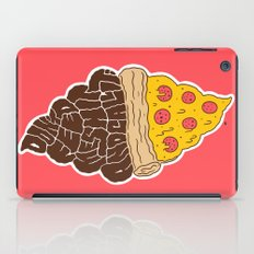 Don't Feed Me Shit and Call it Pizza iPad Case