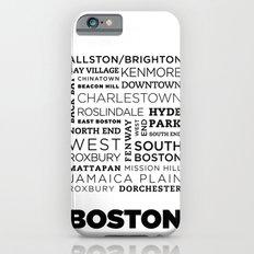 City of Neighborhoods - II iPhone 6s Slim Case