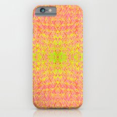 Burning fire iPhone 6 Slim Case