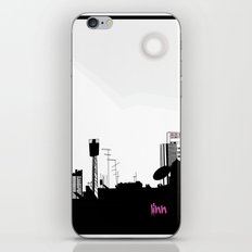 my view iPhone & iPod Skin