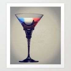 MixMotion: International Sours Art Print