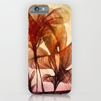 iPhone & iPod Case featuring Flowering the Dancers by Guillermo de Llera