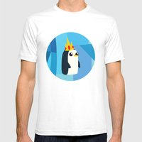 Gunter For Ice King 2012… Mens Fitted Tee White SMALL