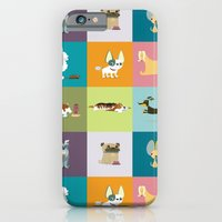 Who Let The Dogs Out? iPhone 6 Slim Case