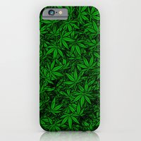 iPhone & iPod Case featuring Weed. by 10813 Apparel