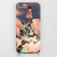 iPhone & iPod Case featuring ROSE QUARTZ by Beth Hoeckel Collage & Design