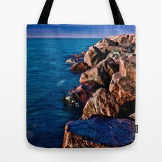 Ashbridges Bay Toronto Canada Sunrise No 3 Tote Bag