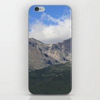 Longs Peak iPhone & iPod Skin