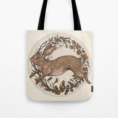 Rabbit Tote Bag