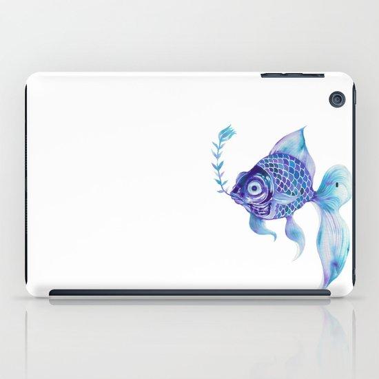 Baby Blue #5 iPad Case