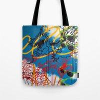 DRAGON/SKY Tote Bag