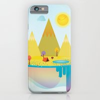 Camping Outdoors iPhone 6 Slim Case