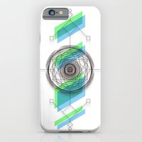 iPhone & iPod Case featuring B.G Geo by MarcOnam