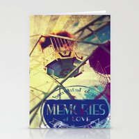 Childhood Memory Stationery Cards