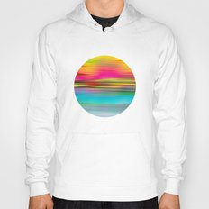 Abstract Sunrise Hoody