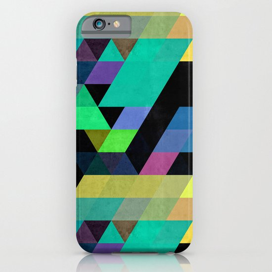 Qy^dyne iPhone & iPod Case