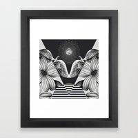 i ii iii ii i  Framed Art Print