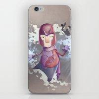 Magneto Kaffee Time iPhone & iPod Skin