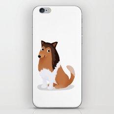 Collie - Cute Dog Series iPhone & iPod Skin