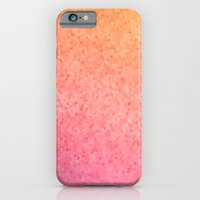 Sea Glass ~ Coral iPhone 6 Slim Case