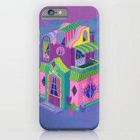 iPhone & iPod Case featuring Balcony House by Valeriya Volkova