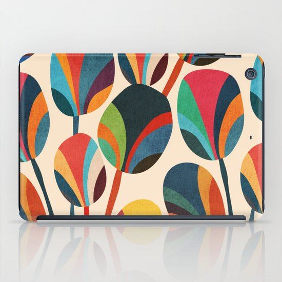 Ikebana - Geometric flower  iPad Case