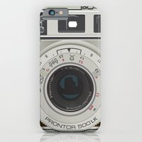 iPhone & iPod Case featuring Vintage Camera II by Neil Warburton