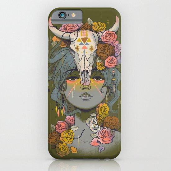 Desert Rose iPhone & iPod Case